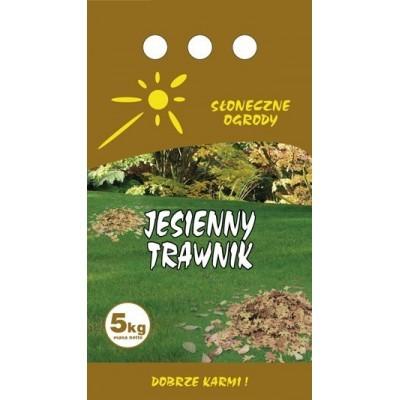Nawóz Luvena trawnik jesienny 10kg