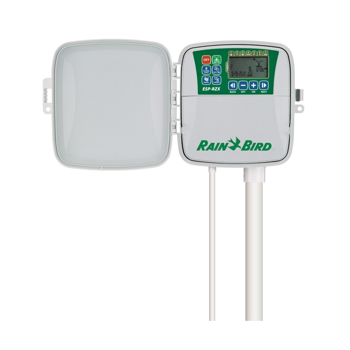 Sterownik Nawadniania Zewnętrzny ESP-RZX 8e WiFi
