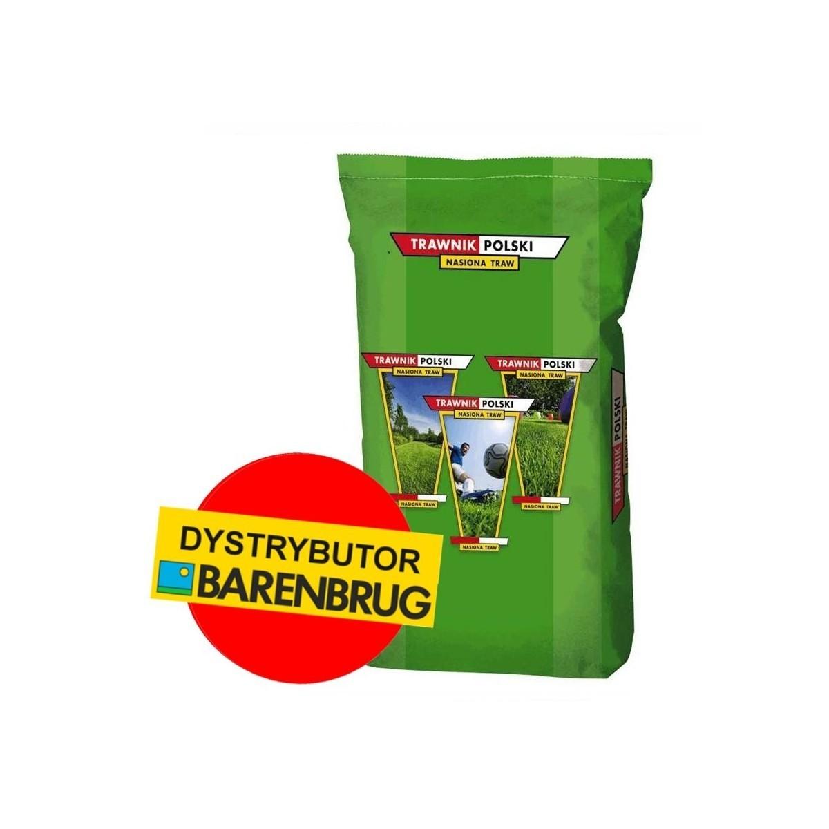 Dekoracyjne Nasiona Traw Trawnik Polski Gazon 5kg