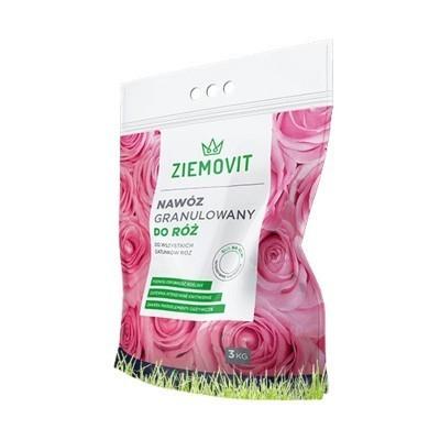 Ziemovit nawóz granulowany do róż 2,5kg
