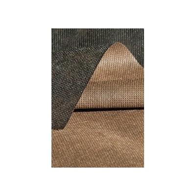 Agrowłóknina dwustronna 50g/m2 1,6x100m brązowo-czarna - Domek Ogrodnika