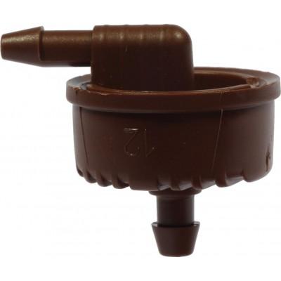 Kroplownik - PLASTRO - 2,2 L/H - SOL - ND - kolanko
