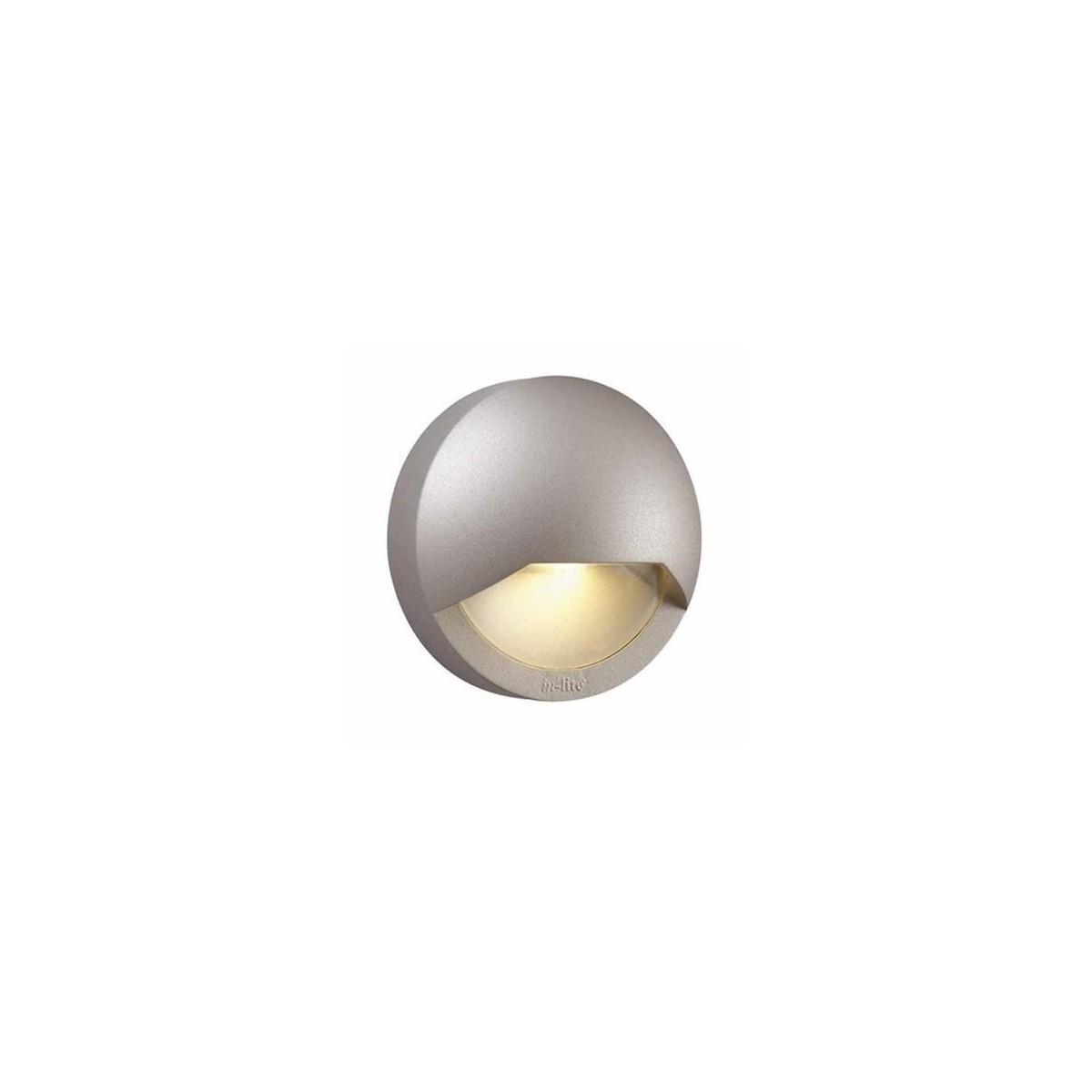 BLINK, LED 12 V/1,5 W, śr. 10 cm, gr. 48 mm, zasięg 1,5 m,