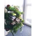 Stroik Boże Narodzenie Świąteczny drzewko LED 75cm