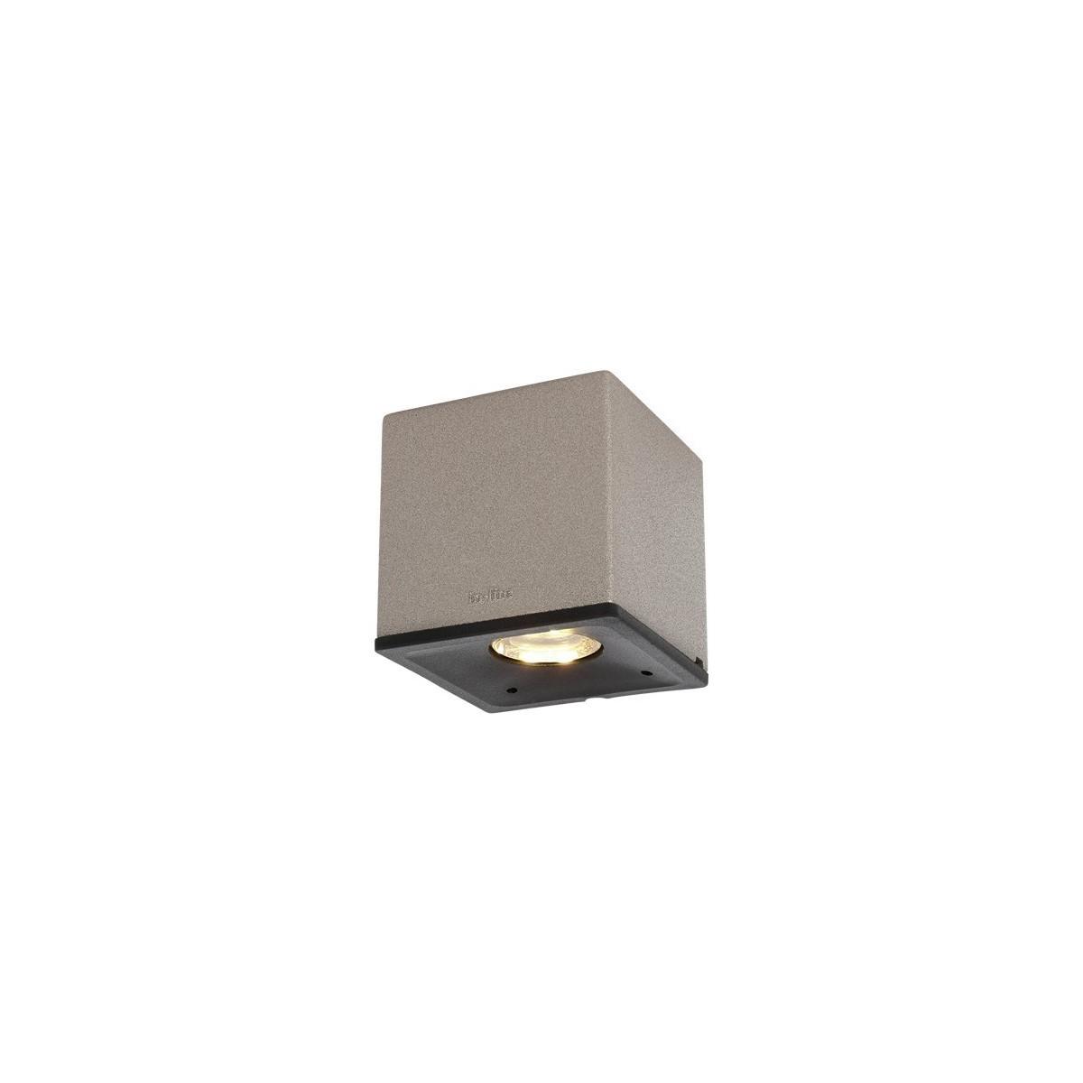 CUBID, LED 12 V / 0.5 W, wymiar 50 x 50 x 53mm. zasięg światła 1,0 m.