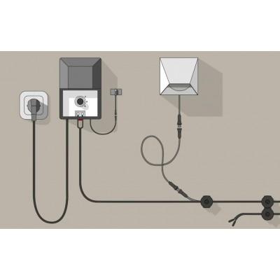 Przewód elektryczny CBL-25 14/2, 2-żyłowy, 12 V/250 W, dł. 25 m, do CB-056/M, CB-081/M, CB-250B/M, in-lite