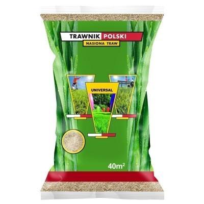 Uniwersalne Nasiona Traw Trawnik Polski Universal 5kg