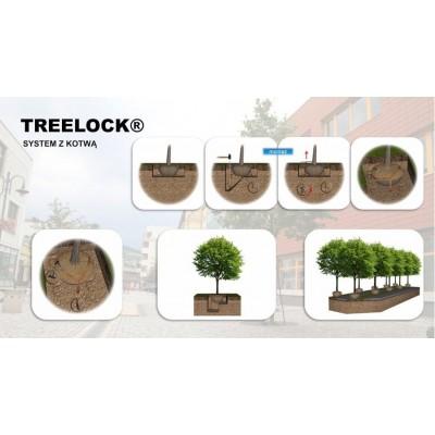 Treelock Obiekt FLEX