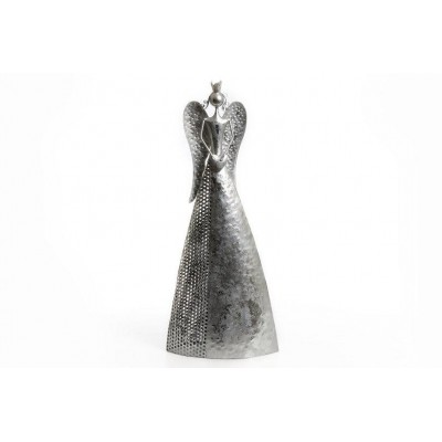 Figurka Anioł metalowy 57cm