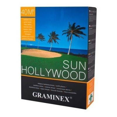 Nasiona traw HOLLYWOOD SUN Graminex 4kg