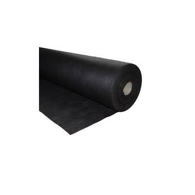 Agrowłóknina Czarna UV P-50 1,6x100m  - Domek Ogrodnika