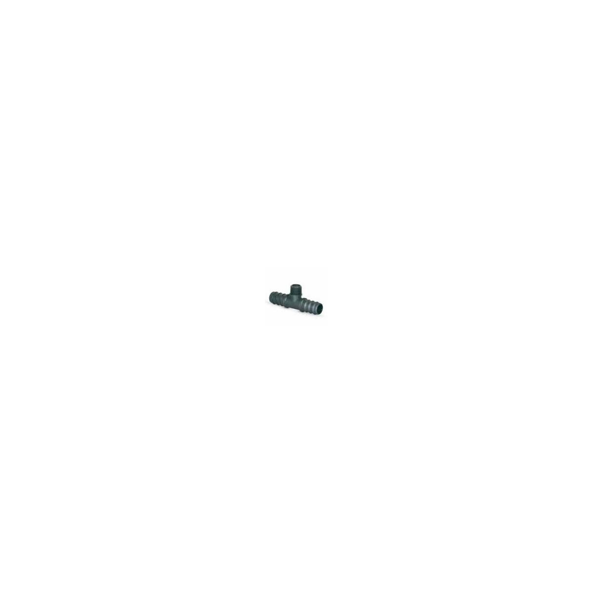 Trójnik wciskany 16x16x16