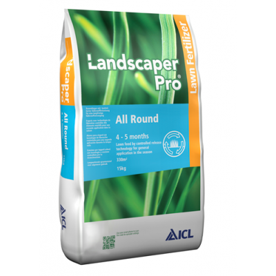 Nawóz Landscaper Pro All Round – raz na sezon