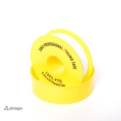 Taśma teflonowa  teflon JUMBO 19mm x 15m