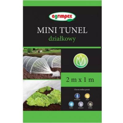 Mini Tunel działkowy 2x1m Agrimpex
