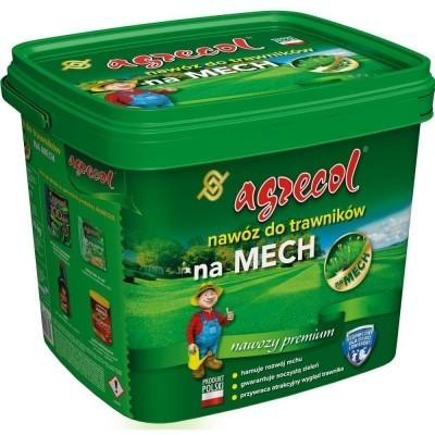 Nawóz do Trawników w Mchem Agrecol 5kg