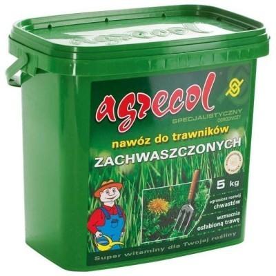 Nawóz Agrecol do Traw Zachwaszczonych 5kg