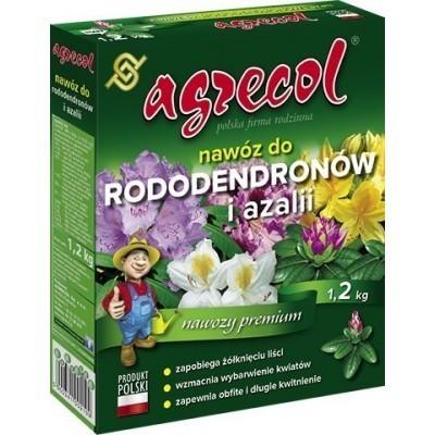 Nawóz do Rododendronów i Azalii 1,2kg Agrecol