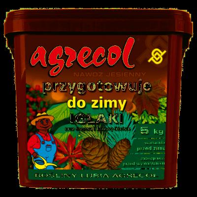 Nawóz Agrecol granu. jesienny do iglaków 5kg