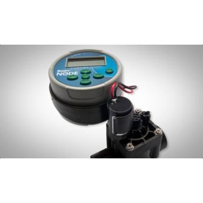 Sterownik bateryjny z elektrozaworem HUNTER NODE-100-VELVE wodoodporny 1 sekcja