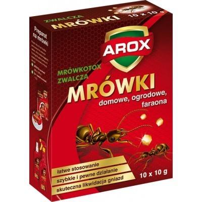 Mrówkotox – preparat na mrówki 10g x 10 szt