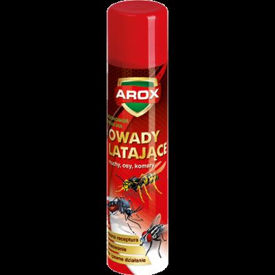 Spray na owady latające MUCHOMOR 400 ml