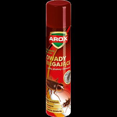Spray na owady biegające MUCHOMOR 400 ml