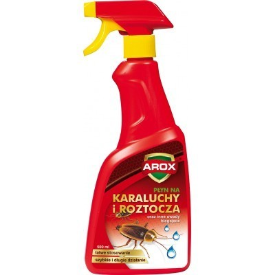 Płyn na karaluchy i inne owady biegające 500 ml