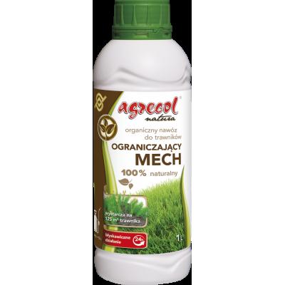 Organiczny nawóz ograniczający mech Agrecol 1L
