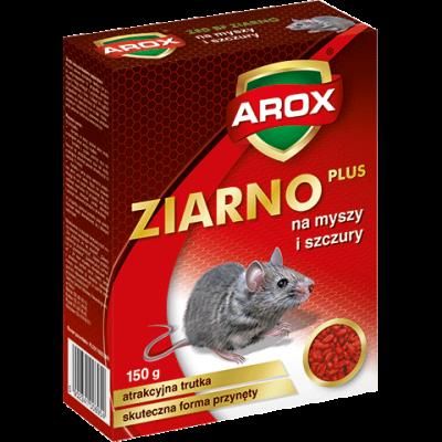 Ziarno na myszy i szczury 150 g