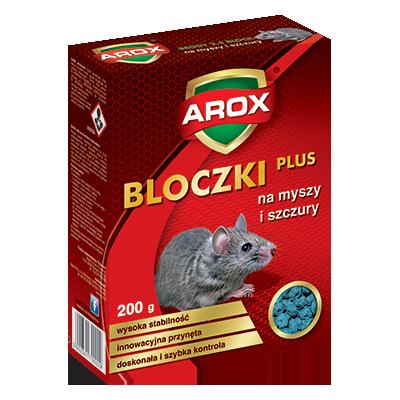 Bloczki kostka na myszy i szczury 200 g