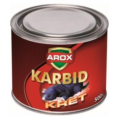 Karbid Granulowany na krety 500 g