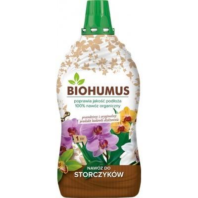Nawóz do storczyków BIOHUMUS Agrecol 1 L