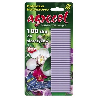 Pałeczki nawozowe do storczyków blister 32 g Agrecol