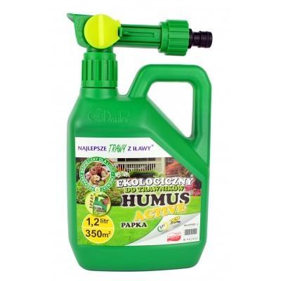 HUMUS ACTIVE spray do trawników 1,2l  polepszacz glebowy