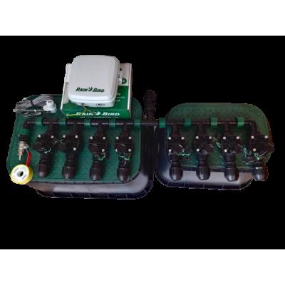 System zestaw automatycznego nawodnienia Rain Bird 8 sekcje zewnętrzny