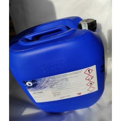Preparat Oxy Pool roztwór klarujący wodę basenowa 30 kg NTCE