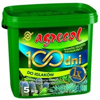 Nawóz Agrecol 100 dni do iglaków 5 kg