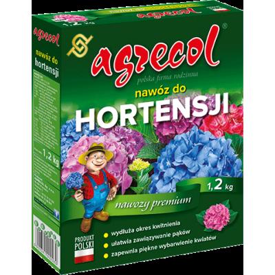 Nawóz do hortensji granulowany 1,2 kg Agrecol