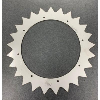 Kolce- obręcz na koło pneumatyczne 110Z62600A