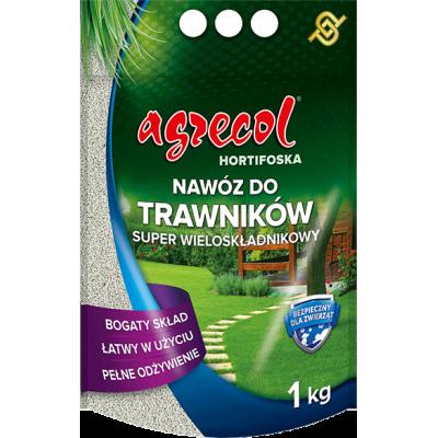 Nawóz do trawników Hortifoska wieloskładnikowy 1 kg Agrecol
