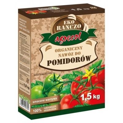 Nawóz organiczny do pomidor granulat 1,5 kg Agrecol