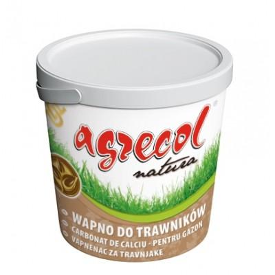 Wapno do trawników  Agrecol - nawóz wapniowy 5kg
