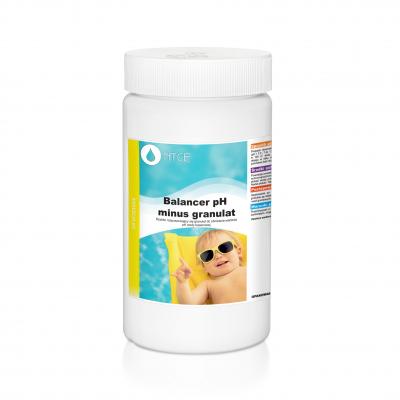 Balancer pH minus -granulat 1,5kg obniża wartość pH