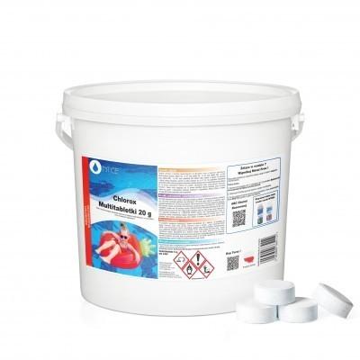 Multitabletki Chlorox 20 g NTCE 5 kg