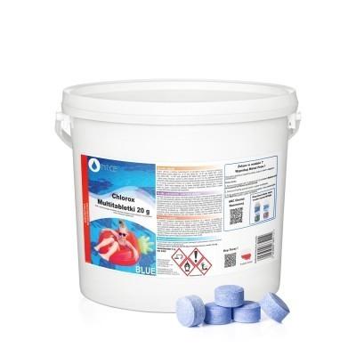 Multitabletki BLUE tabletki chlorowe 20 g NTCE 5 kg