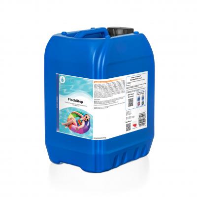 FlockStop preparat płynny koagulacja wody basenowej NTCE 5 kg