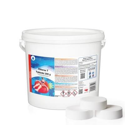 Tabletki duże chlorowe Chlorox T 200g NTCE 5 kg