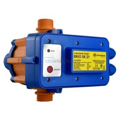 Sterownik do pomp głębinowych, hydroforowych BRIO SK21 Omnigena