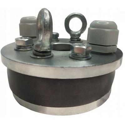 Głowica wew. do studni 110x40 mm ocynkowana IBO
